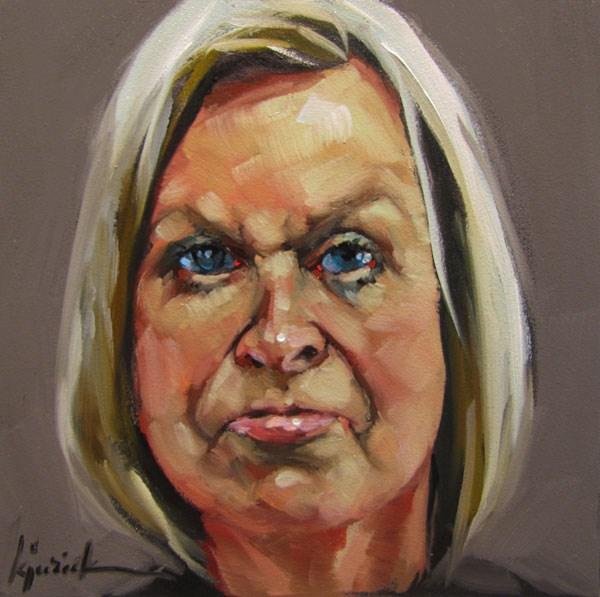 """Hilton Head Gang"" original fine art by Karin Jurick"