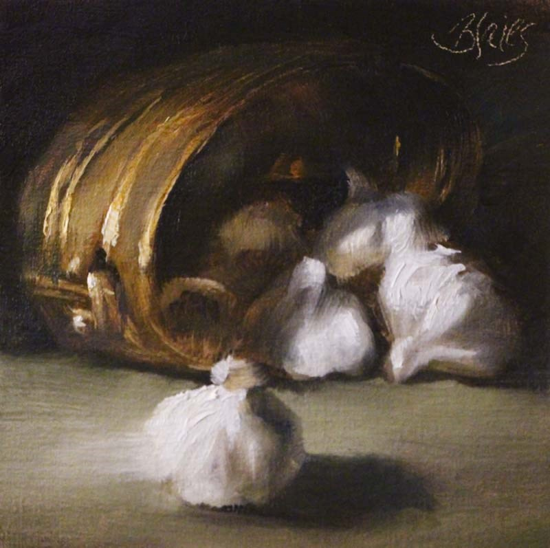 """Piquant"" original fine art by Pamela Blaies"