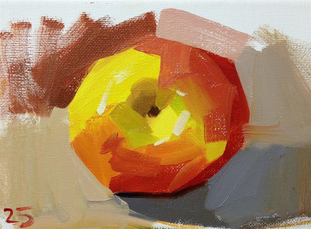 """Mixing It Up"" original fine art by Sarah Sedwick"