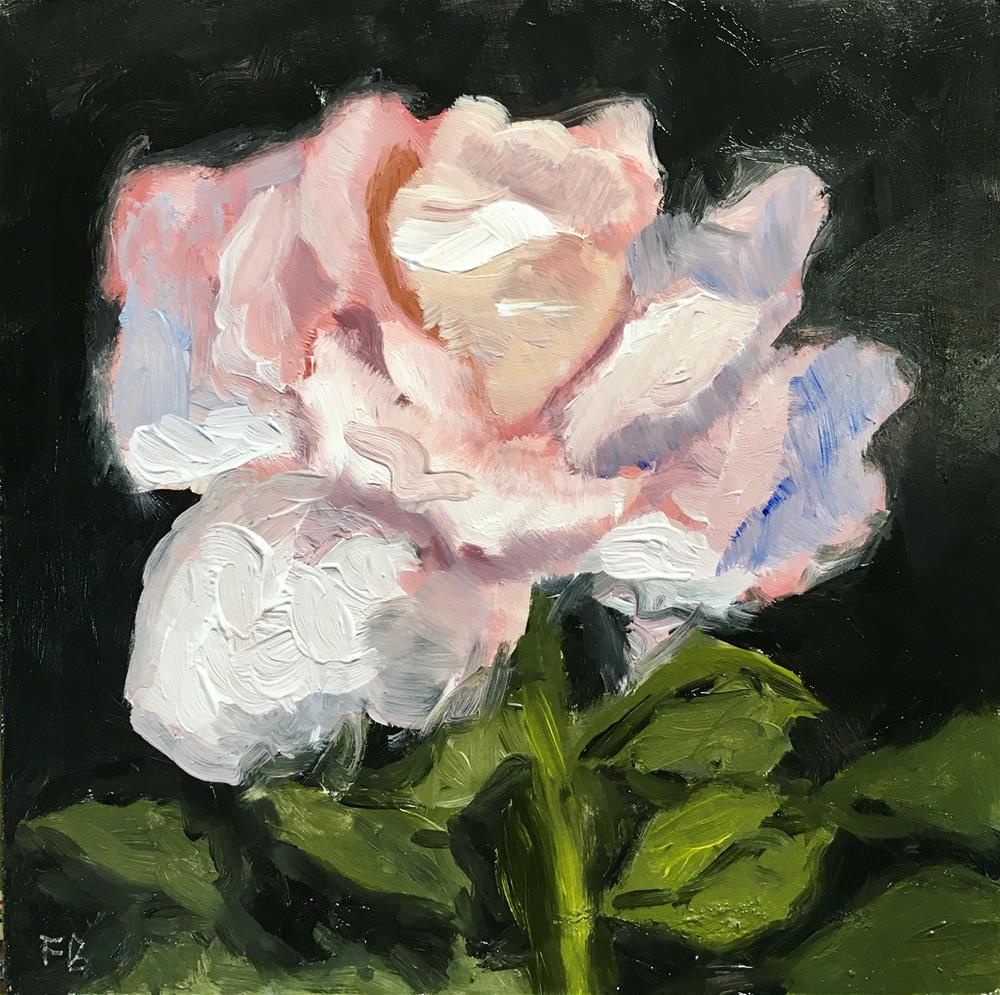 """259 Fragrance"" original fine art by Fred Bell"