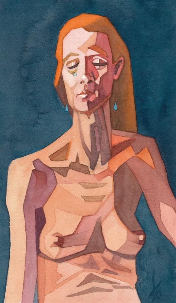 """Irene"" original fine art by Mark Allison"