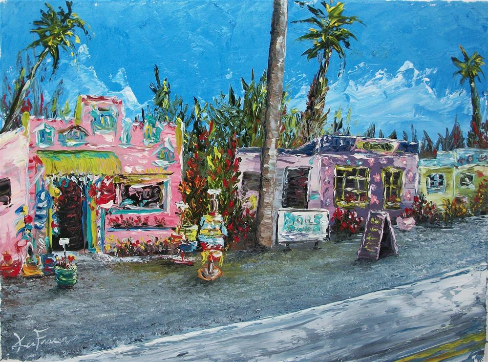 """Matlacha 1"" original fine art by Ken Fraser"