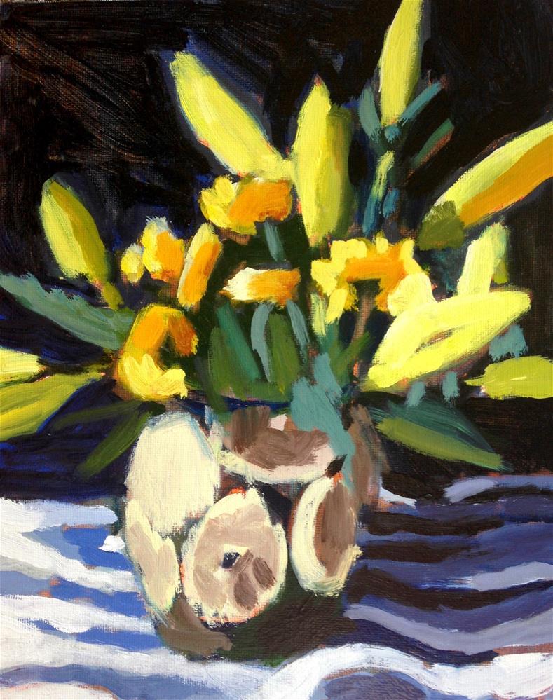 """Mother's Week!"" original fine art by Pamela Hoffmeister"