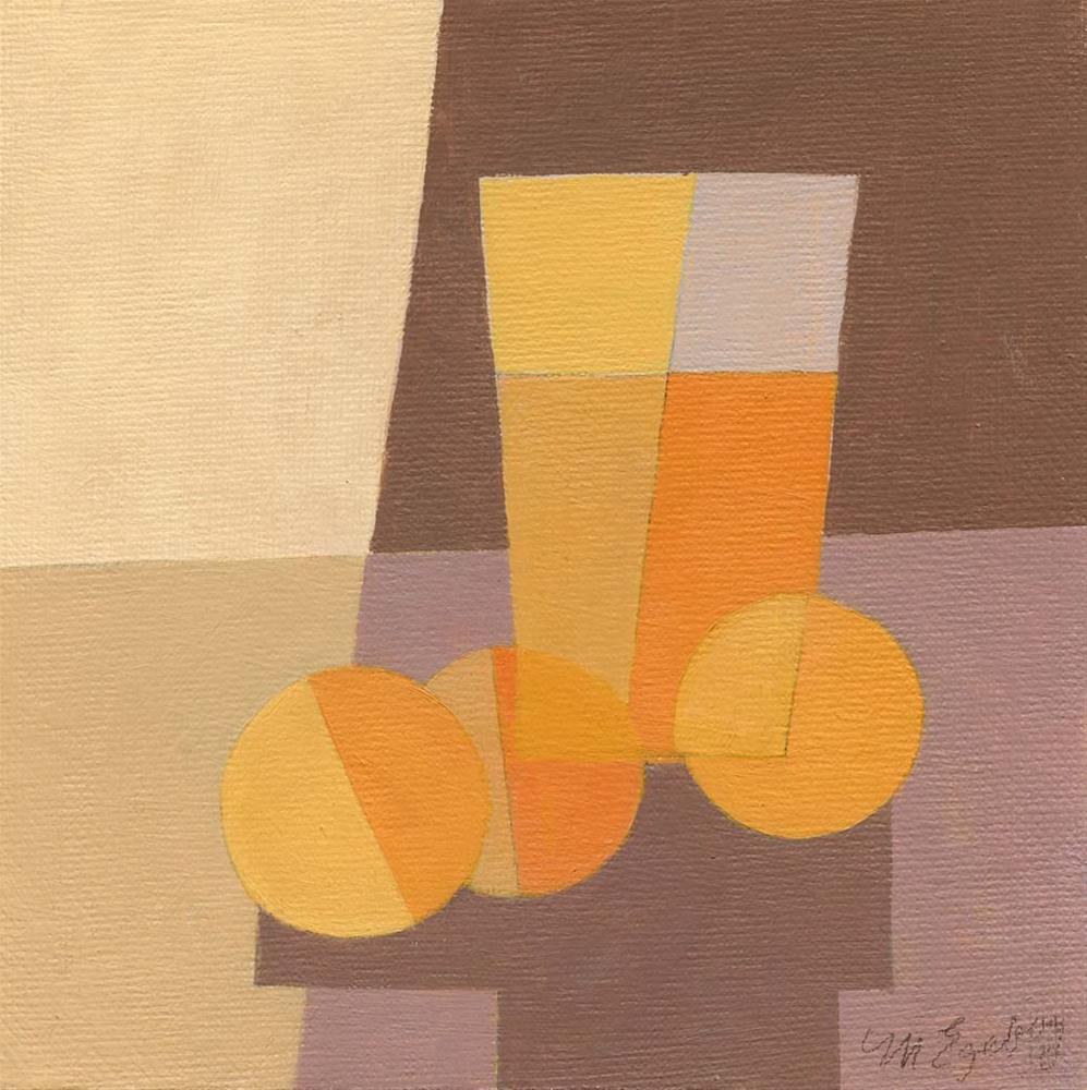 """Standing Tall v3."" original fine art by Mitch Egeberg"