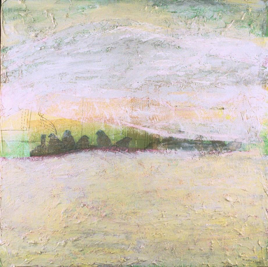 """""""Dawn"""" original fine art by Marie Lynch"""