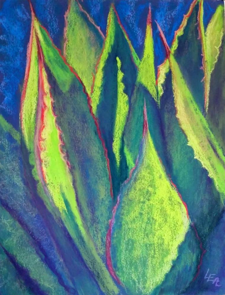 """Suncatcher"" original fine art by Anna Lisa Leal"