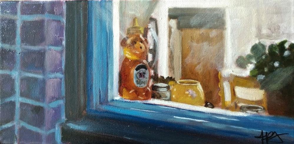 """Sehnsucht"" original fine art by Jennifer Krentz"