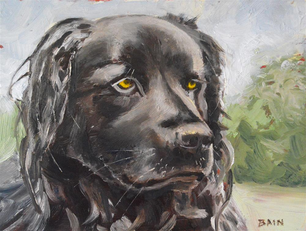 """El Capitan"" original fine art by Peter Bain"