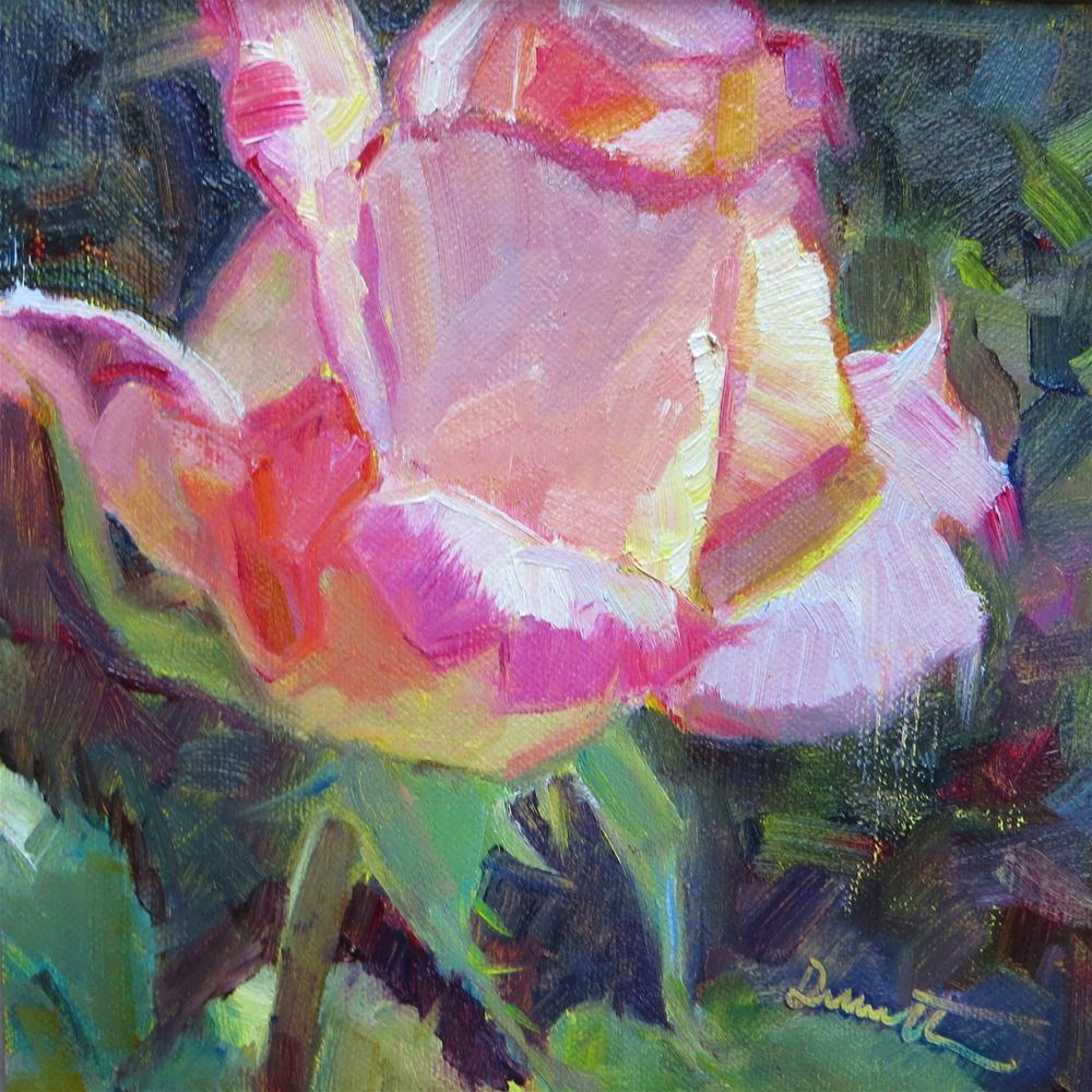 """Pink in the Park"" original fine art by Scarlet Owl Studio"