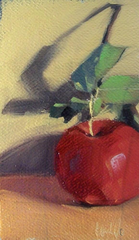 """Me and my shadow"" original fine art by Brandi Bowman"