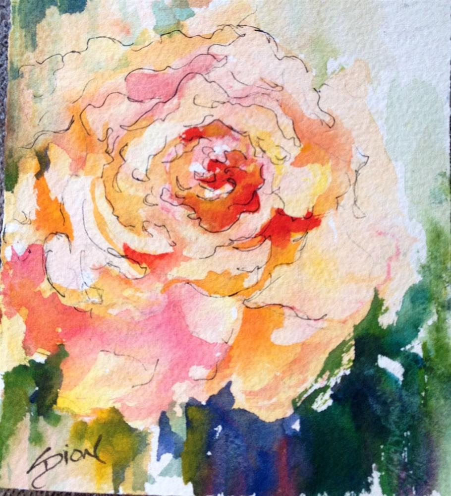 """""""By Any Other Name"""" original fine art by Sue Dion"""