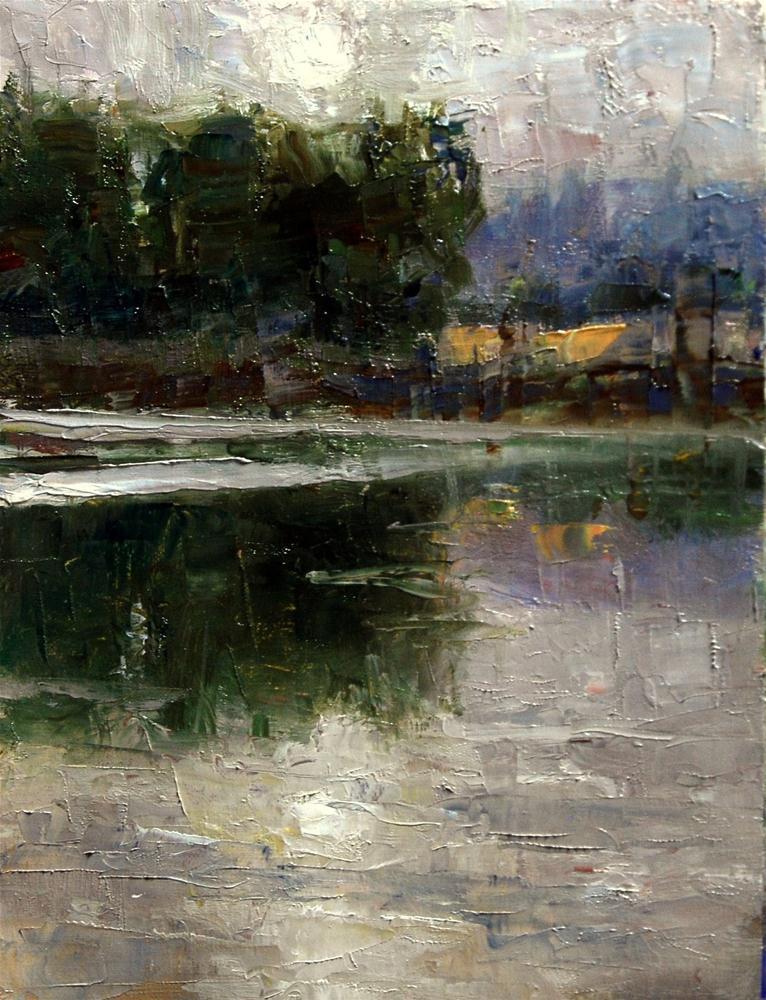 """""""After the Storm"""" original fine art by Julie Ford Oliver"""