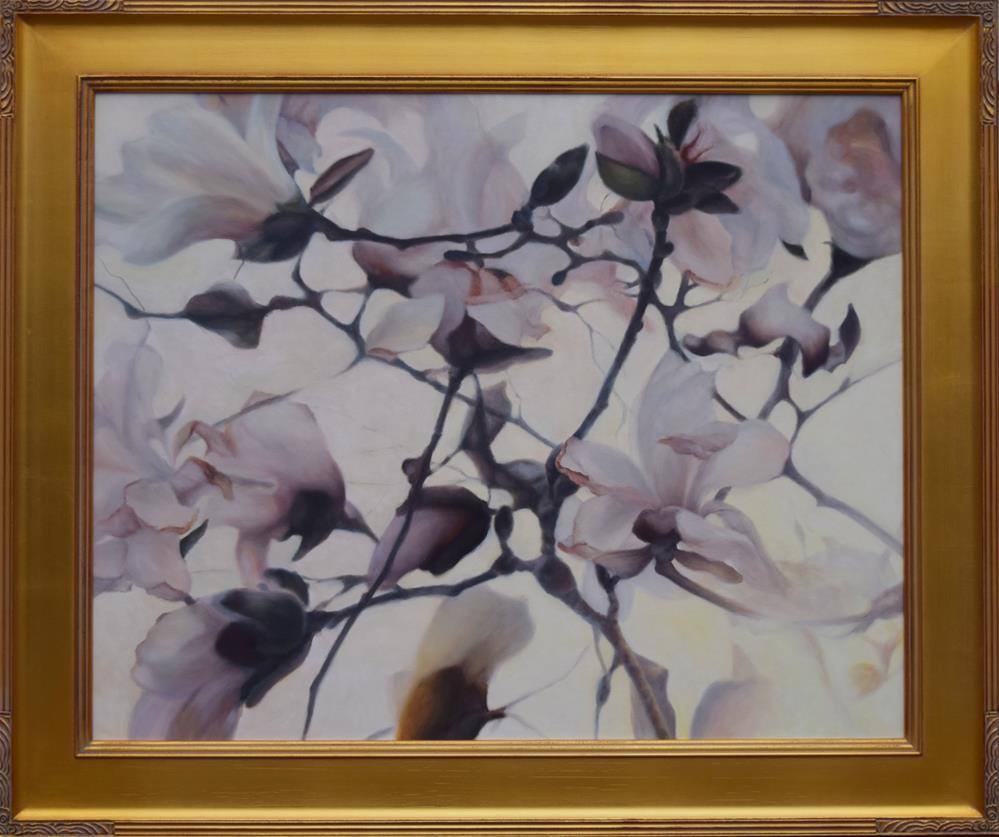 """Shining Bright"" original fine art by Melissa Imossi"