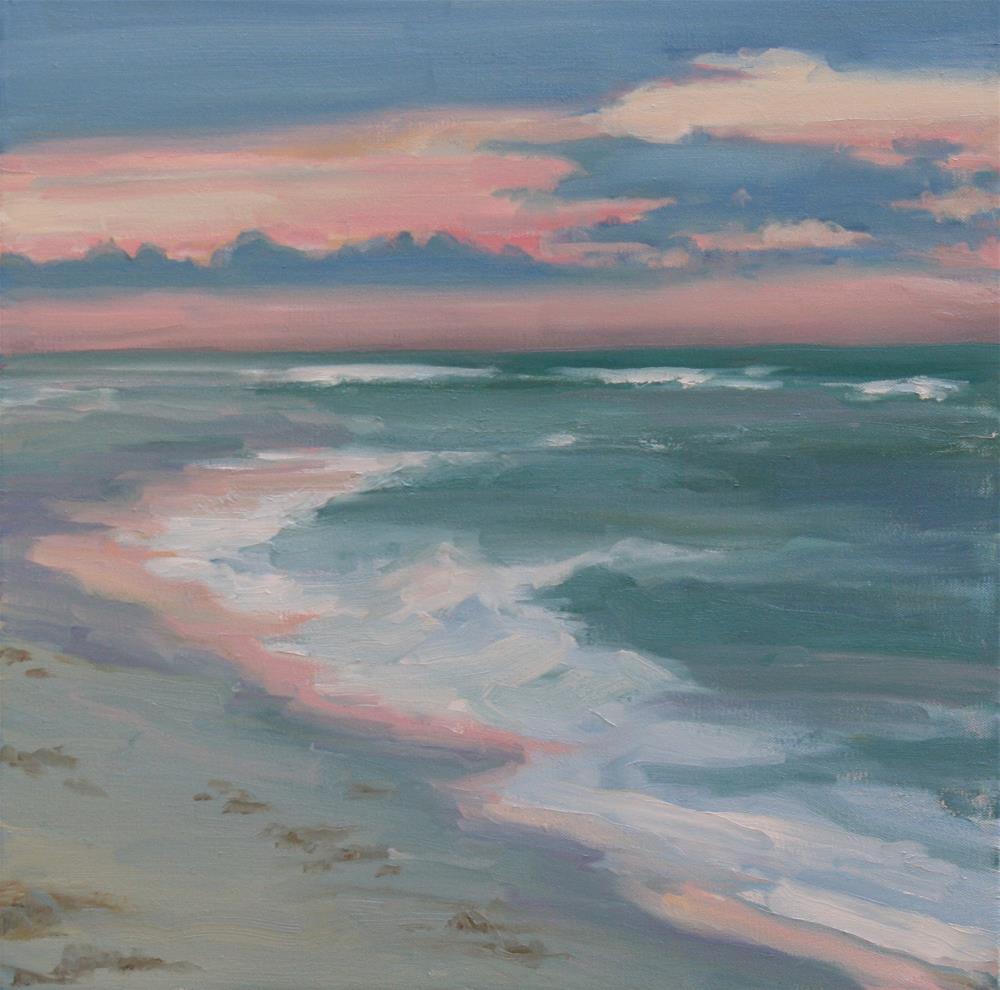 """santa rosa morning"" original fine art by Carol Carmichael"
