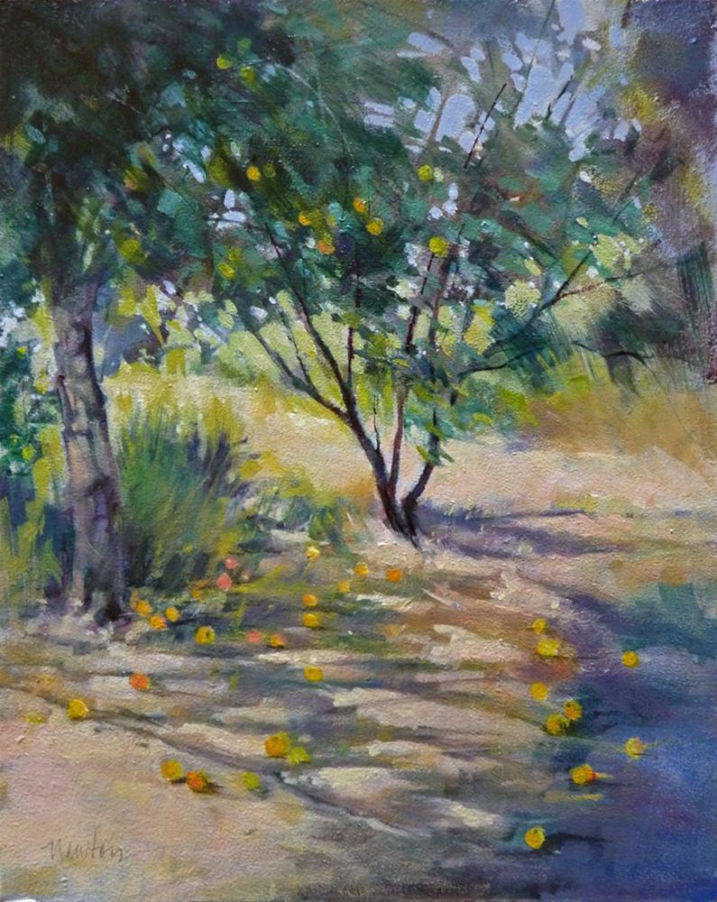 """""""Oil Study 8"""" original fine art by Barbara Benedetti Newton"""