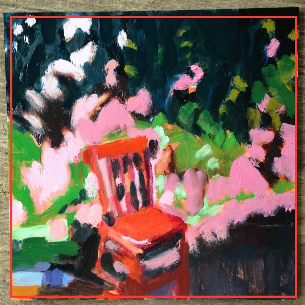 """Studio View"" original fine art by Pamela Hoffmeister"