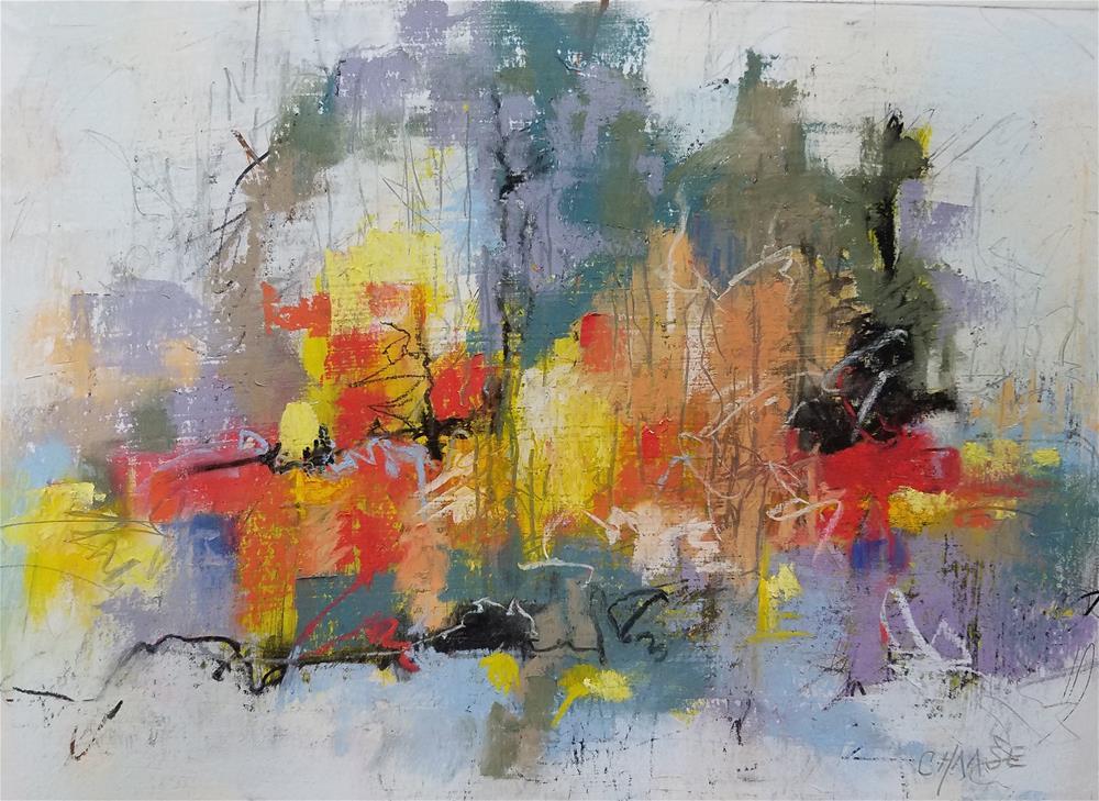 """Along the Platte"" original fine art by Cindy Haase"