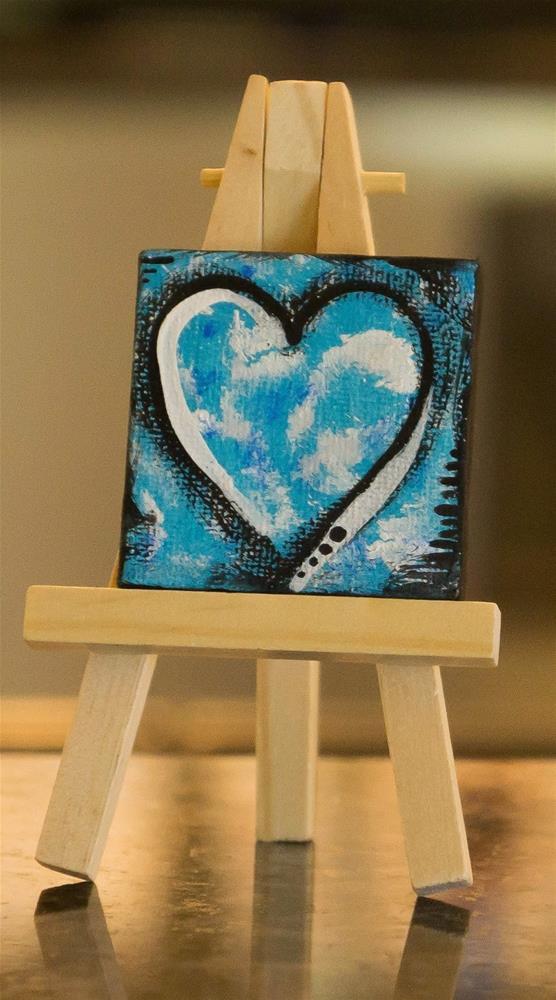 """Summer Love"" original fine art by Kali Parsons"