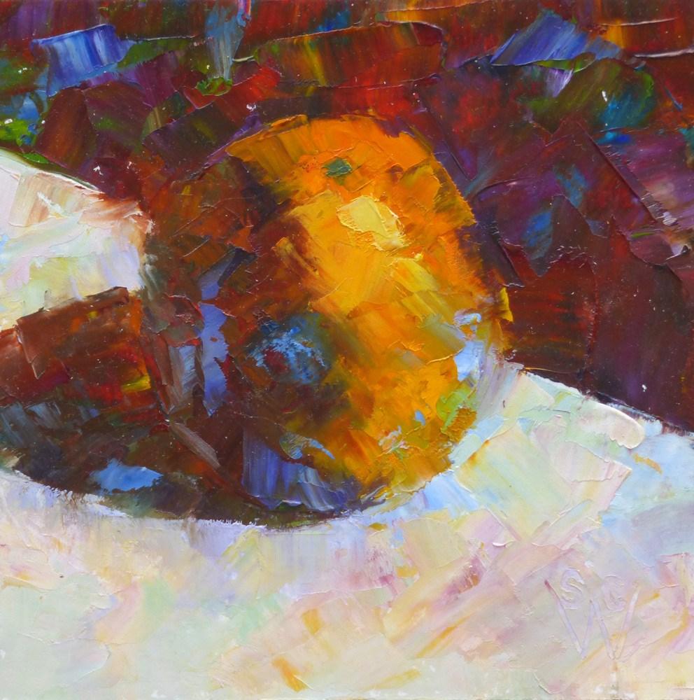 """""""Broken Color #2"""" original fine art by Susan Woodward"""