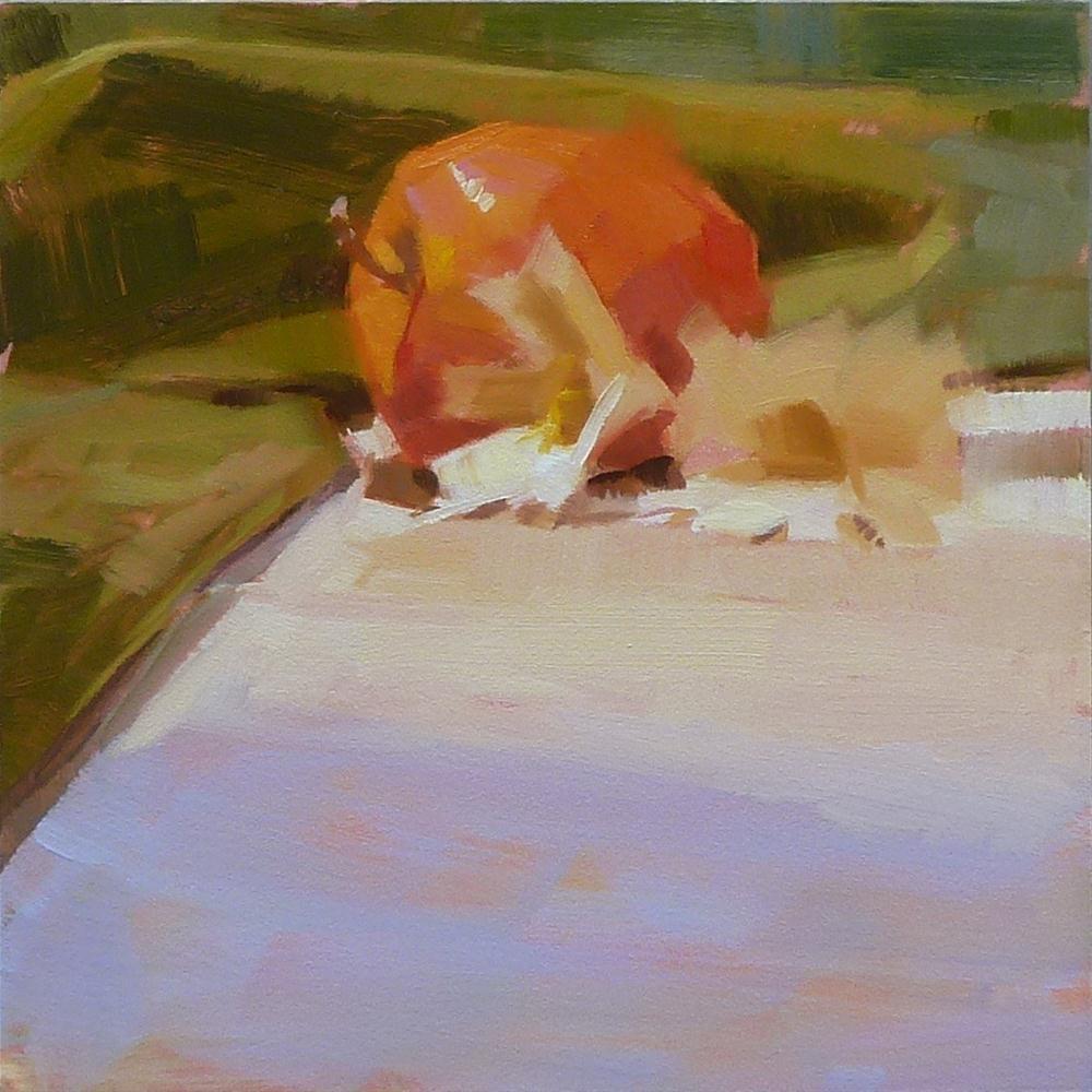 """""""Pink Lady #3"""" original fine art by Ron Ferkol"""