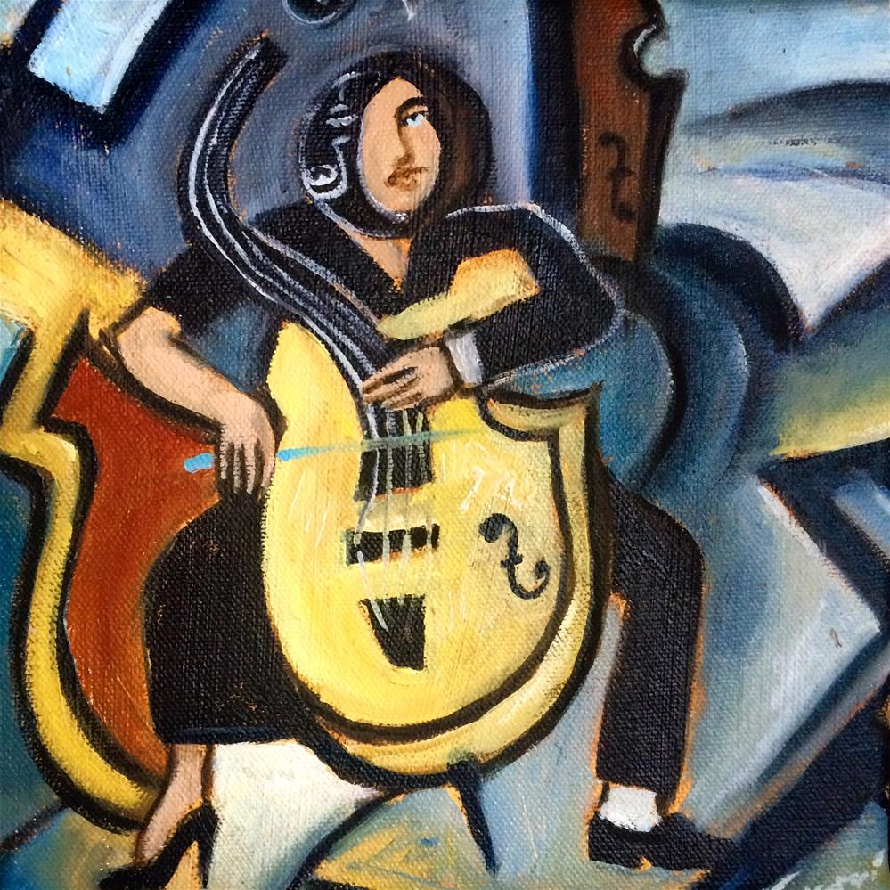 """Virtuoso"" original fine art by Valerie Vescovi"