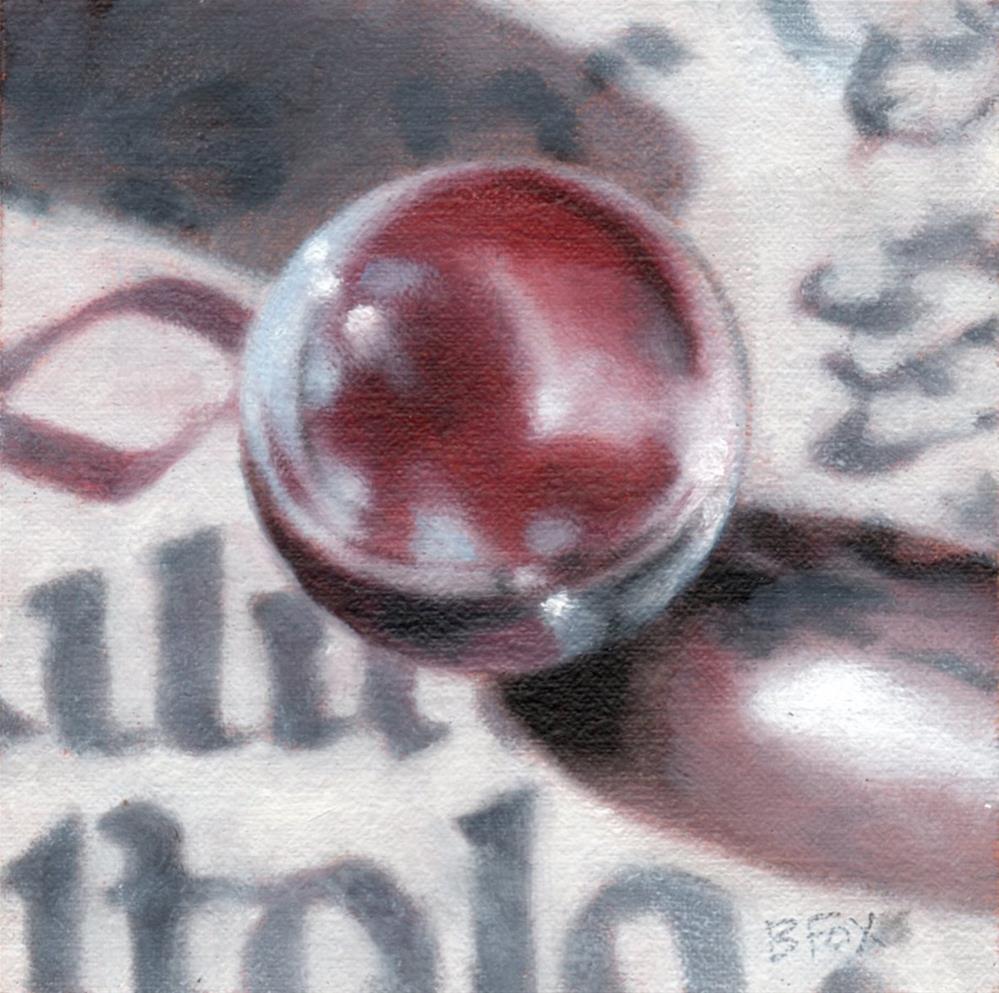 """""""Dwell On Dreams (SOLD)"""" original fine art by Barbara Fox"""