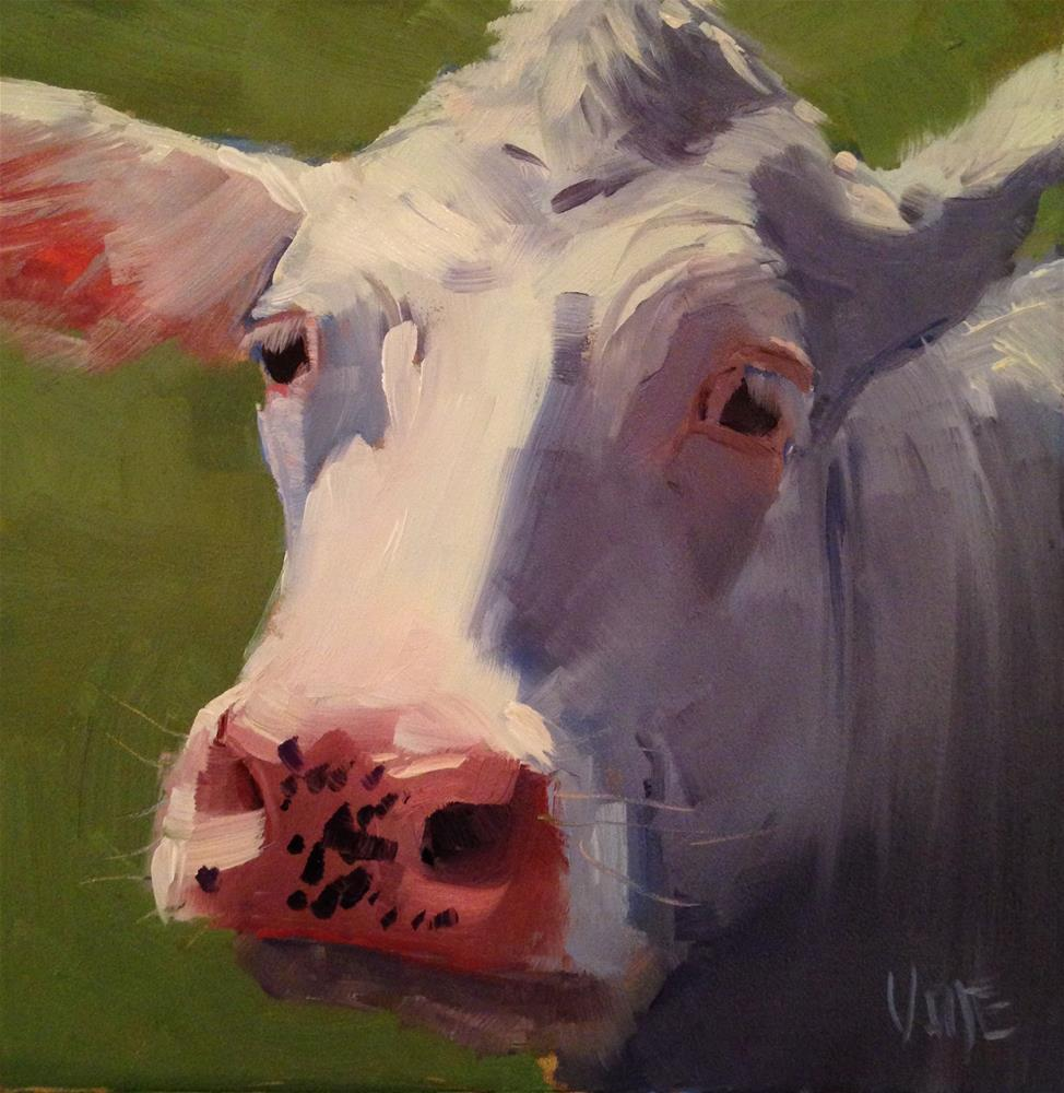 """#145 Back To School"" original fine art by Patty Voje"