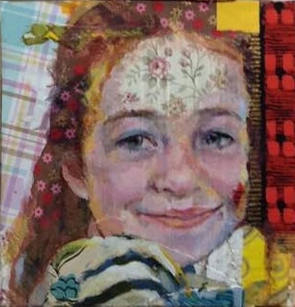 """""""Sophie 2"""" original fine art by Katie Wilson"""