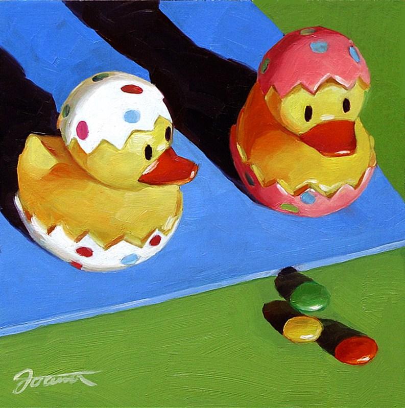 """Born Sweet"" original fine art by Joanna Bingham"