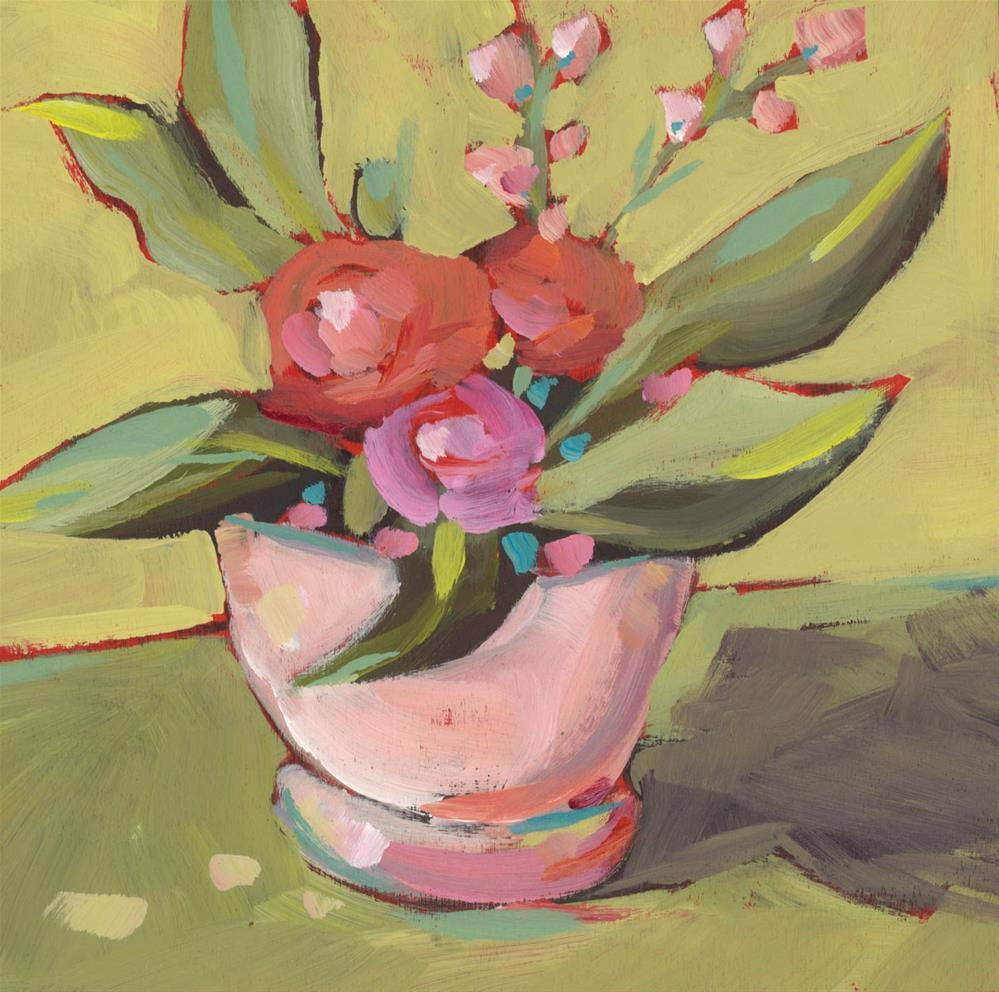 """0768: Hidden Treasures"" original fine art by Brian Miller"