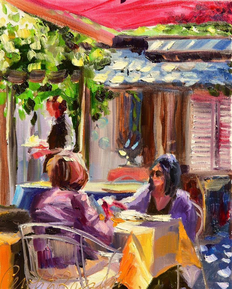 """GESONDHEID"" original fine art by Cecilia Rosslee"