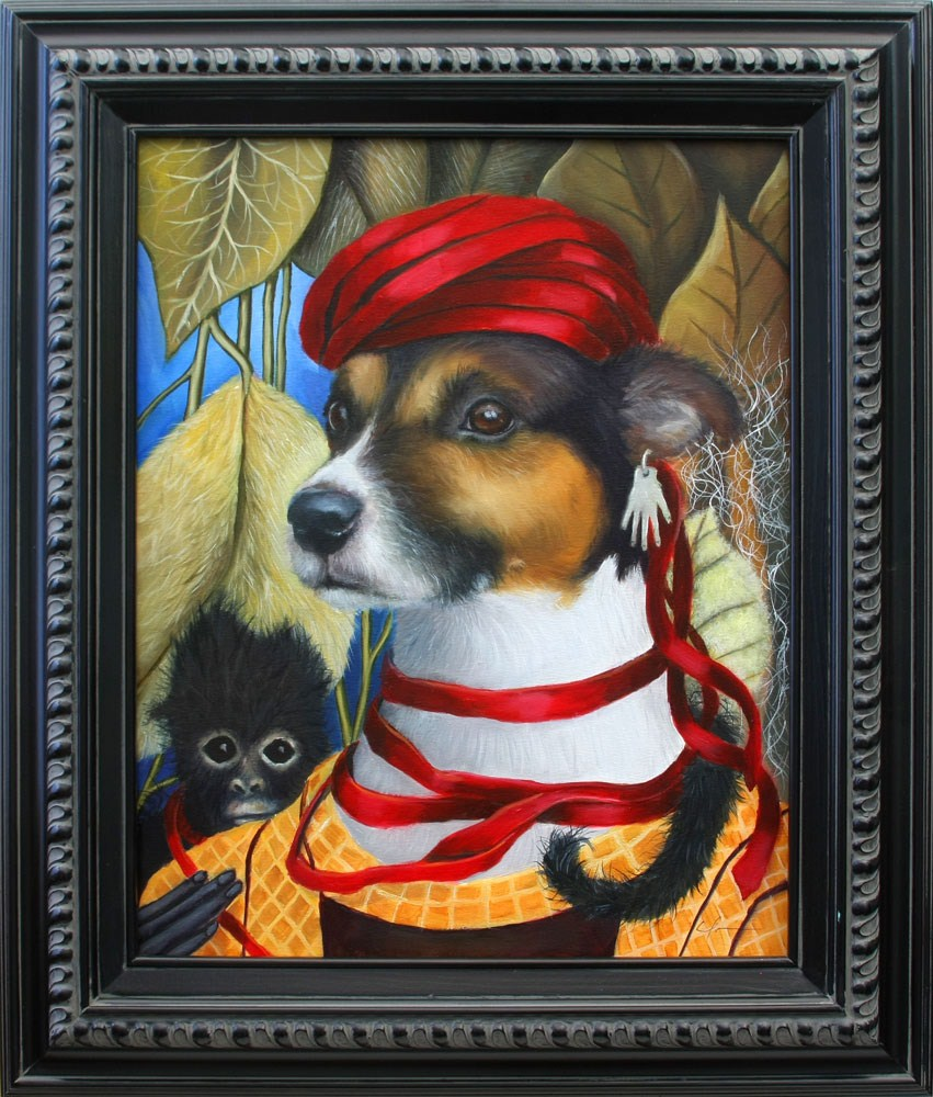 """Upcoming Show!"" original fine art by Clair Hartmann"