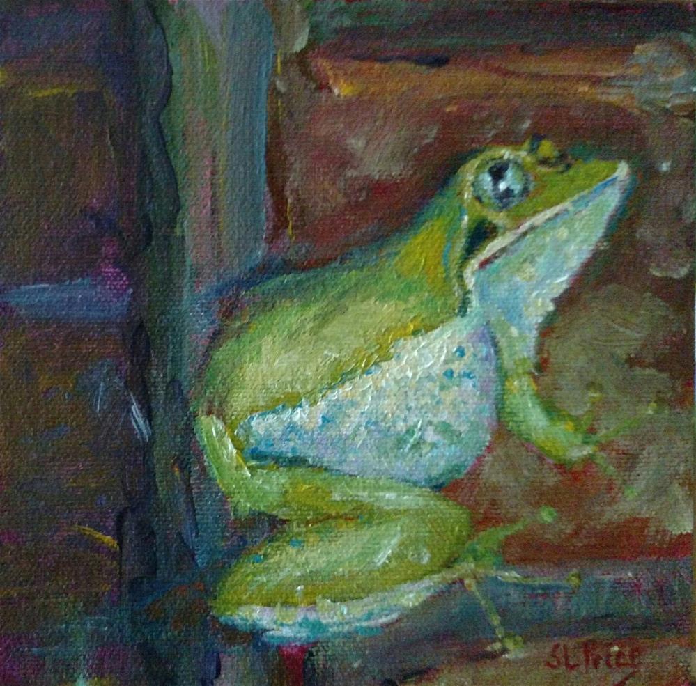 """Iridescence"" original fine art by S. Lynne Price"