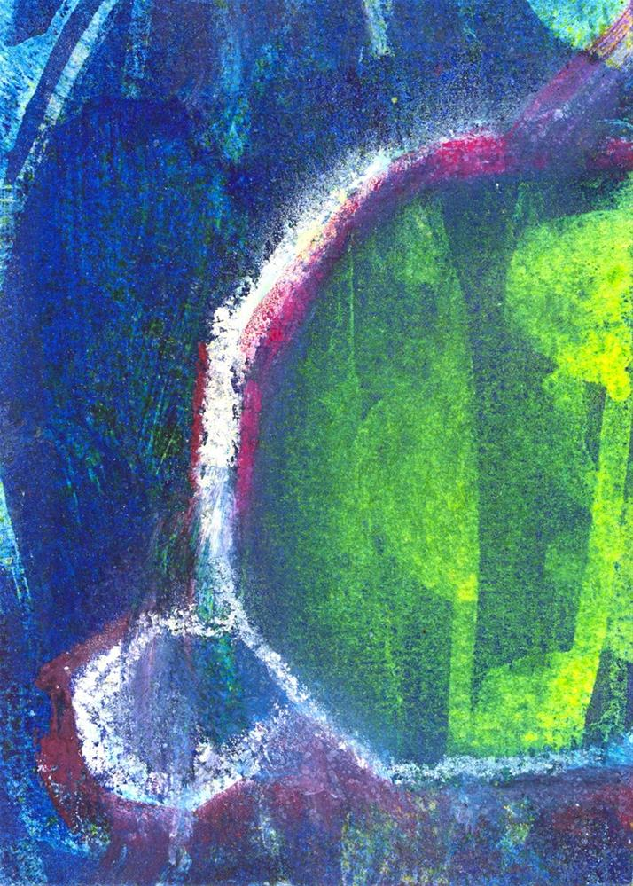 """Expectant"" original fine art by Tonya Doughty"