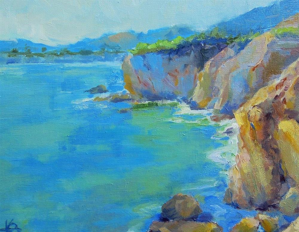 """Pismo, 2"" original fine art by Kathy Bodamer"