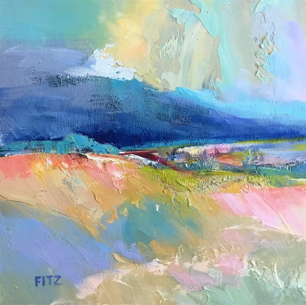 """Journey"" original fine art by Charlotte Fitzgerald"