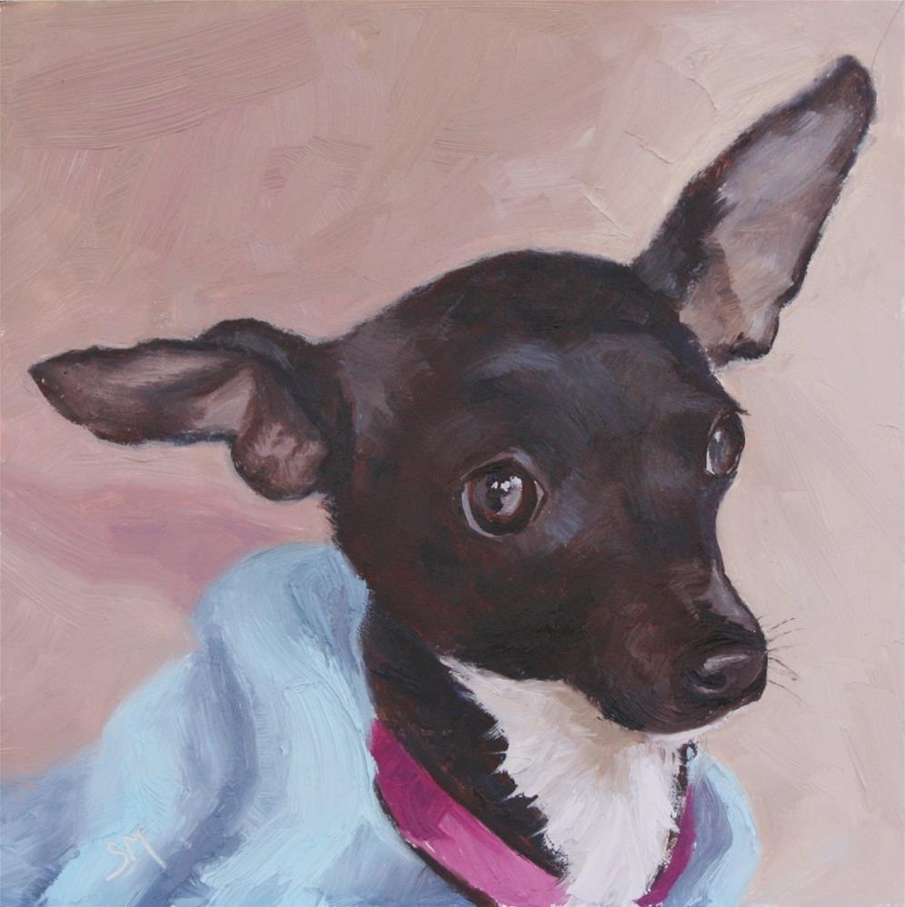 """Jane"" original fine art by Sheila Marie"