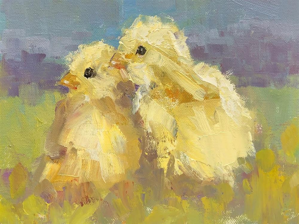 """solace"" original fine art by Carol Carmichael"
