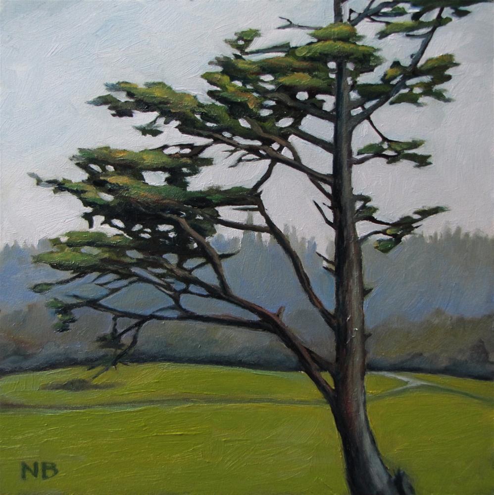 """Weathered"" original fine art by Nora Bergman"