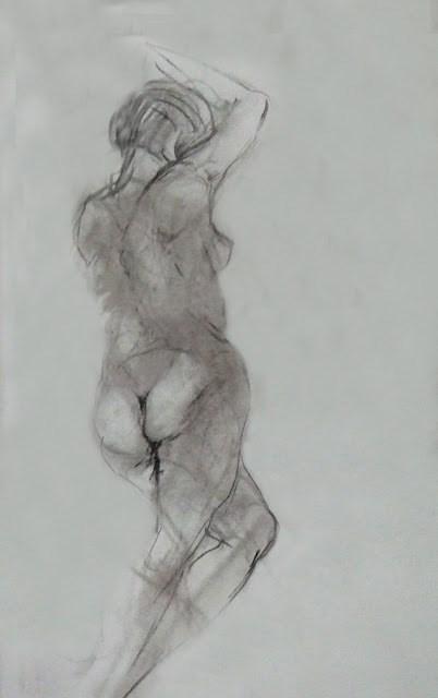 """""""Jun015-1"""" original fine art by Mitsuru Cope"""