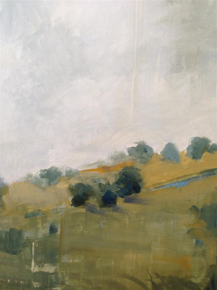 """Past Property"" original fine art by Pamela Munger"