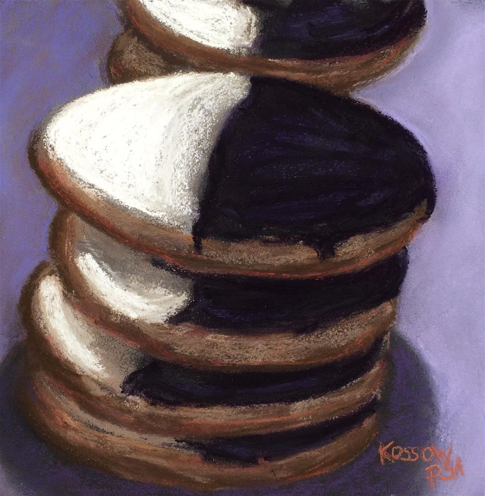 """Black and Whites"" original fine art by Cristine Kossow"