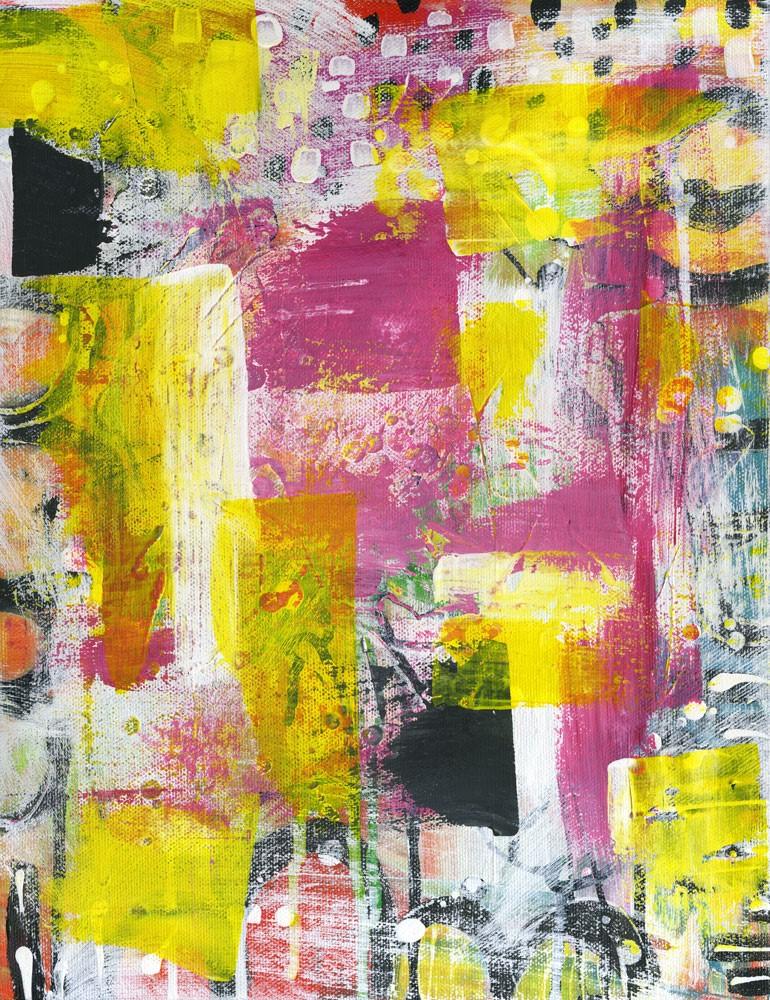 """The Point"" original fine art by Kali Parsons"