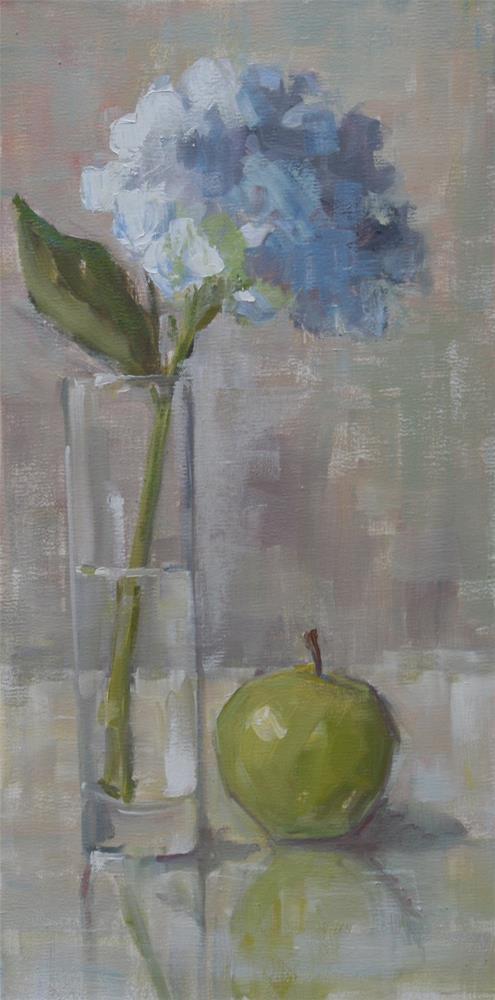 """""""big C"""" original fine art by Carol Carmichael"""