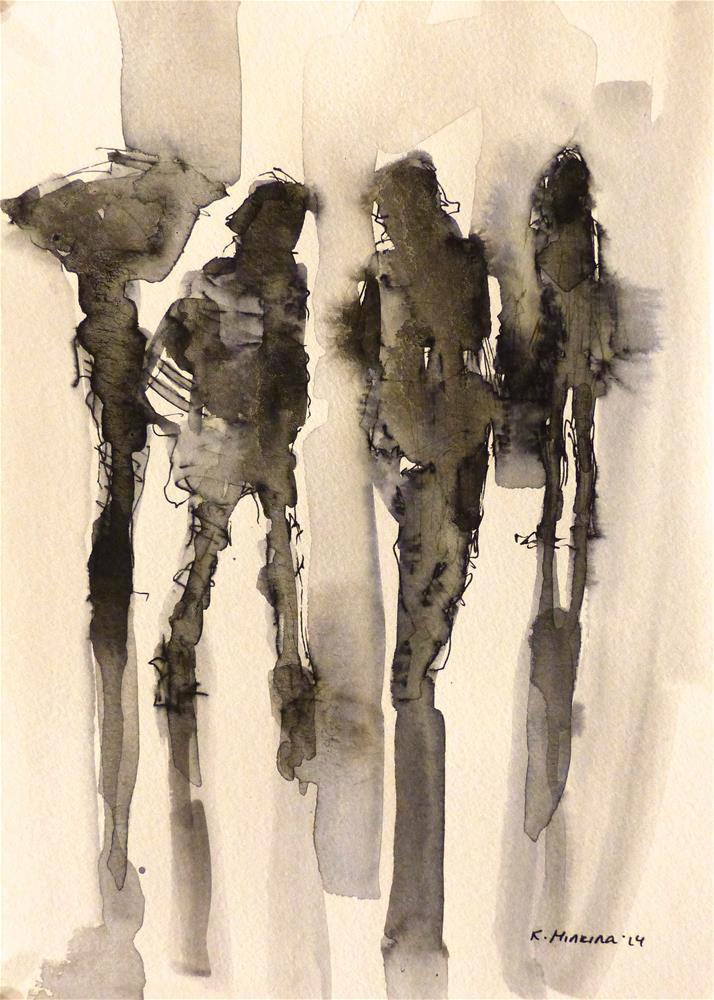 """urban16"" original fine art by Katya Minkina"