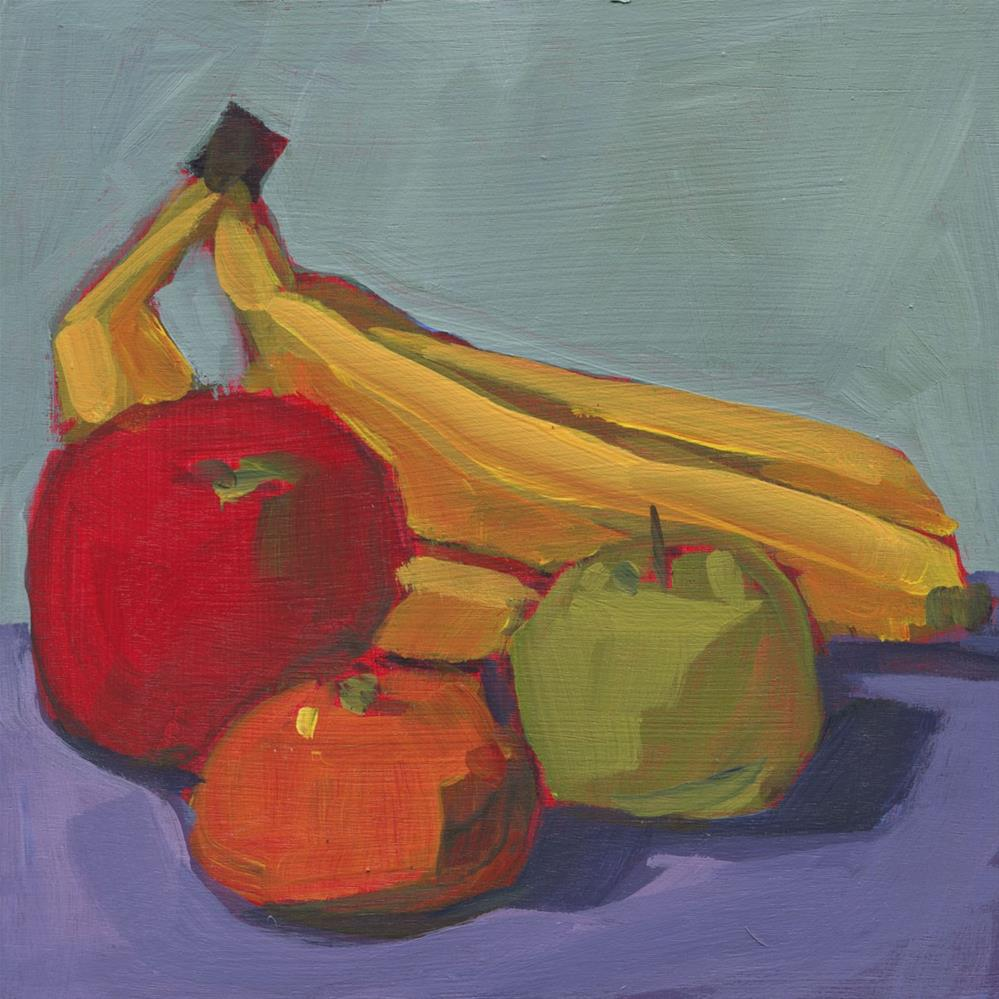 """0535: Fancy Some Fruit"" original fine art by Brian Miller"