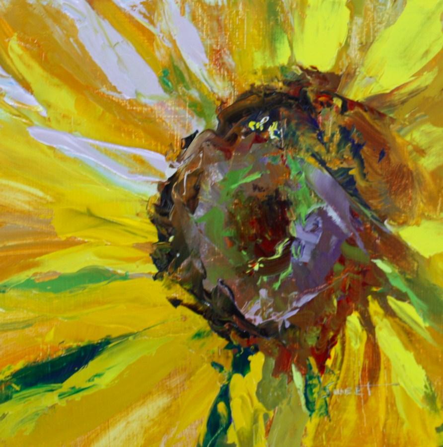 """Two Bee or not Two Bee"" original fine art by Pamela Sweet"
