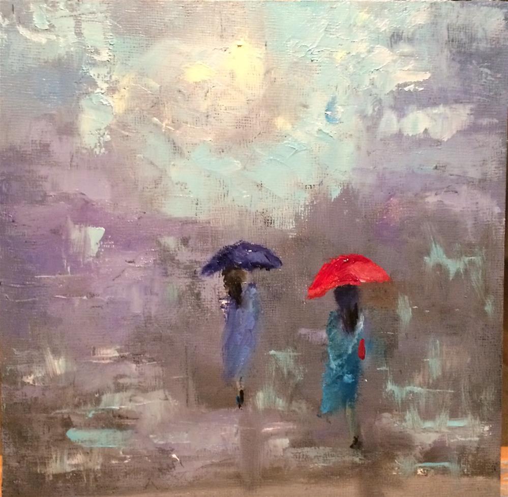 """""""Different"""" original fine art by Astrid Buchhammer"""