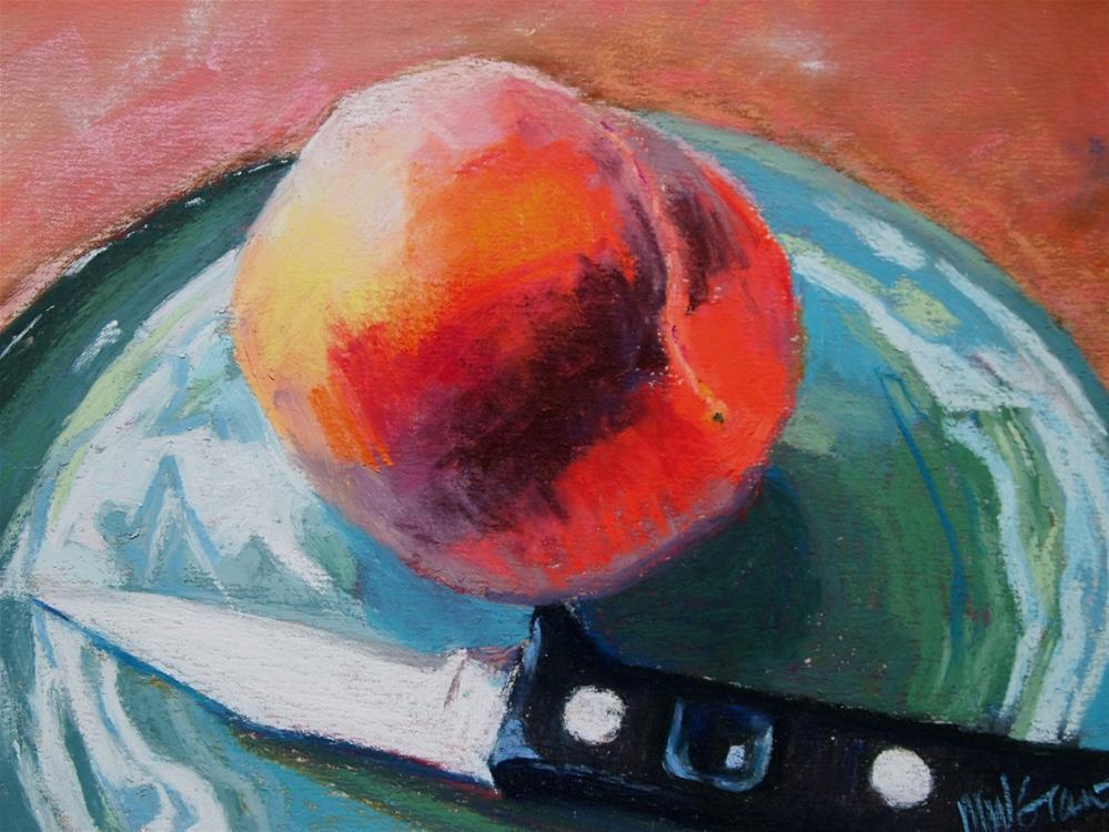 """""""Ripe"""" original fine art by Michelle Wells Grant"""