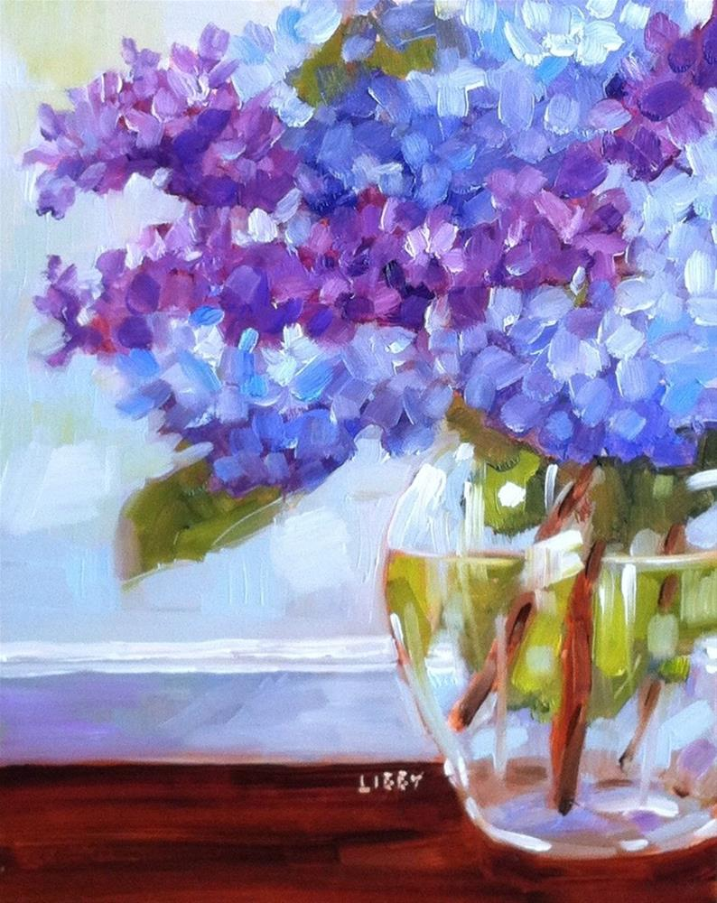 """""""Best of Both"""" original fine art by Libby Anderson"""